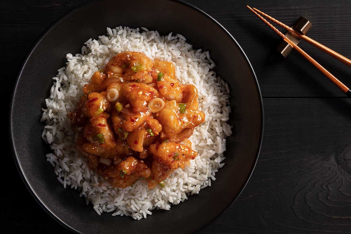 Chang's Spicy Chicken Bowl
